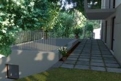 Création d'un abris de jardin et d'une terrasse à Die