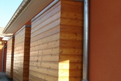 Extension d'une maison à Saint Nazaire les Eymes