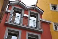 Rénovation d'une façade et isolation extérieure à Grenoble